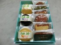 フルーツゼリー&焼き菓子(販売終了)